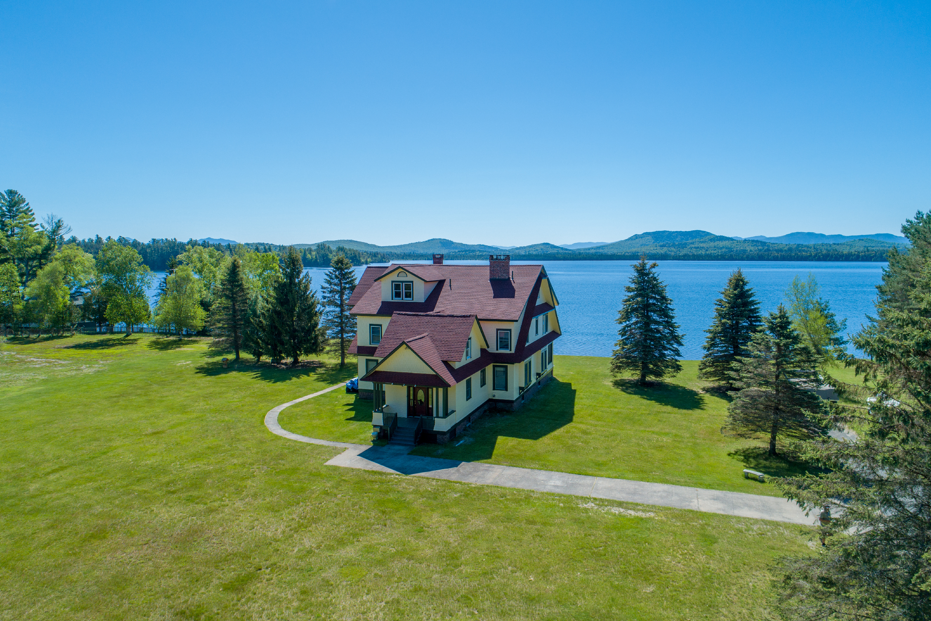 Single Family Home for sale in 84 Saranac Inn Lane, Saranac Lake, NY ,12983