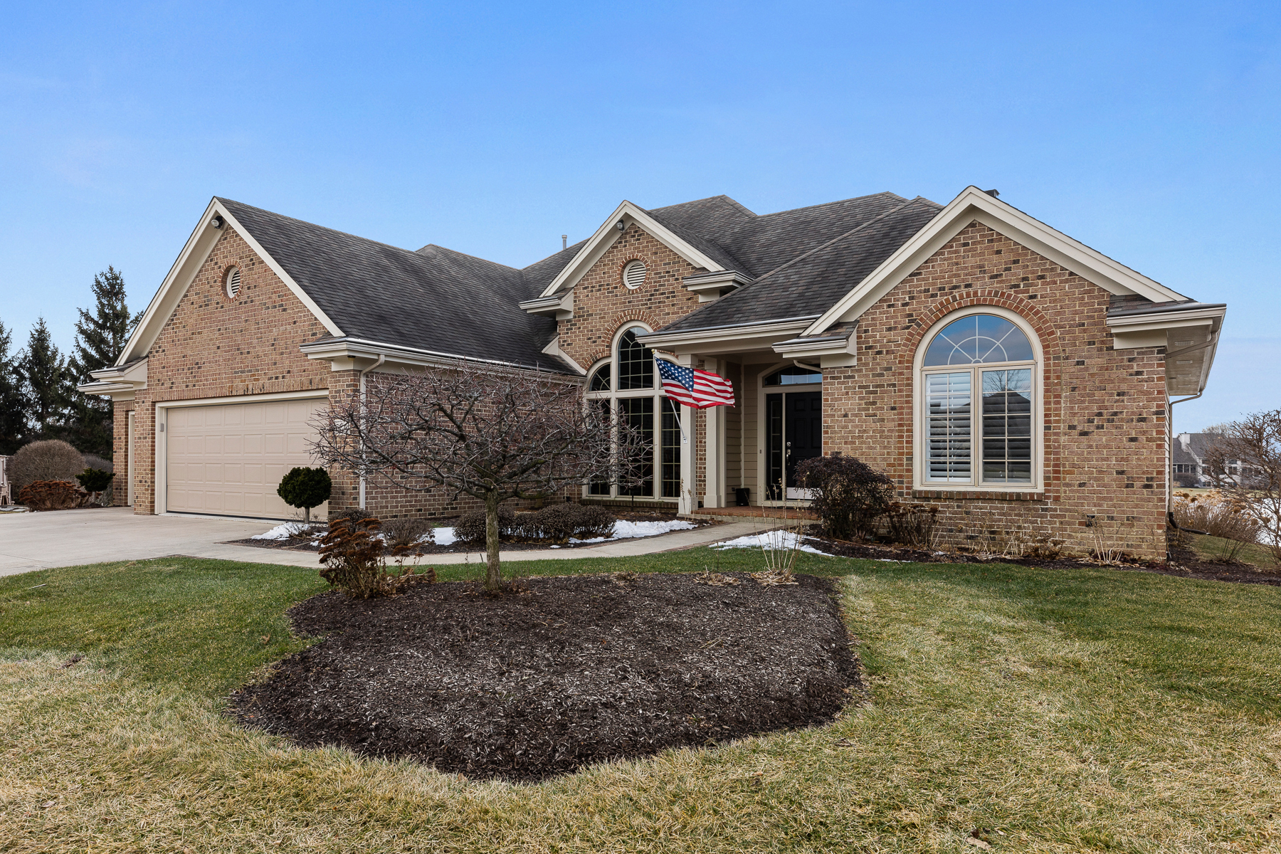 Single Family Home for sale in 524 Bayspring Drive, Fort Wayne, Indiana ,46814