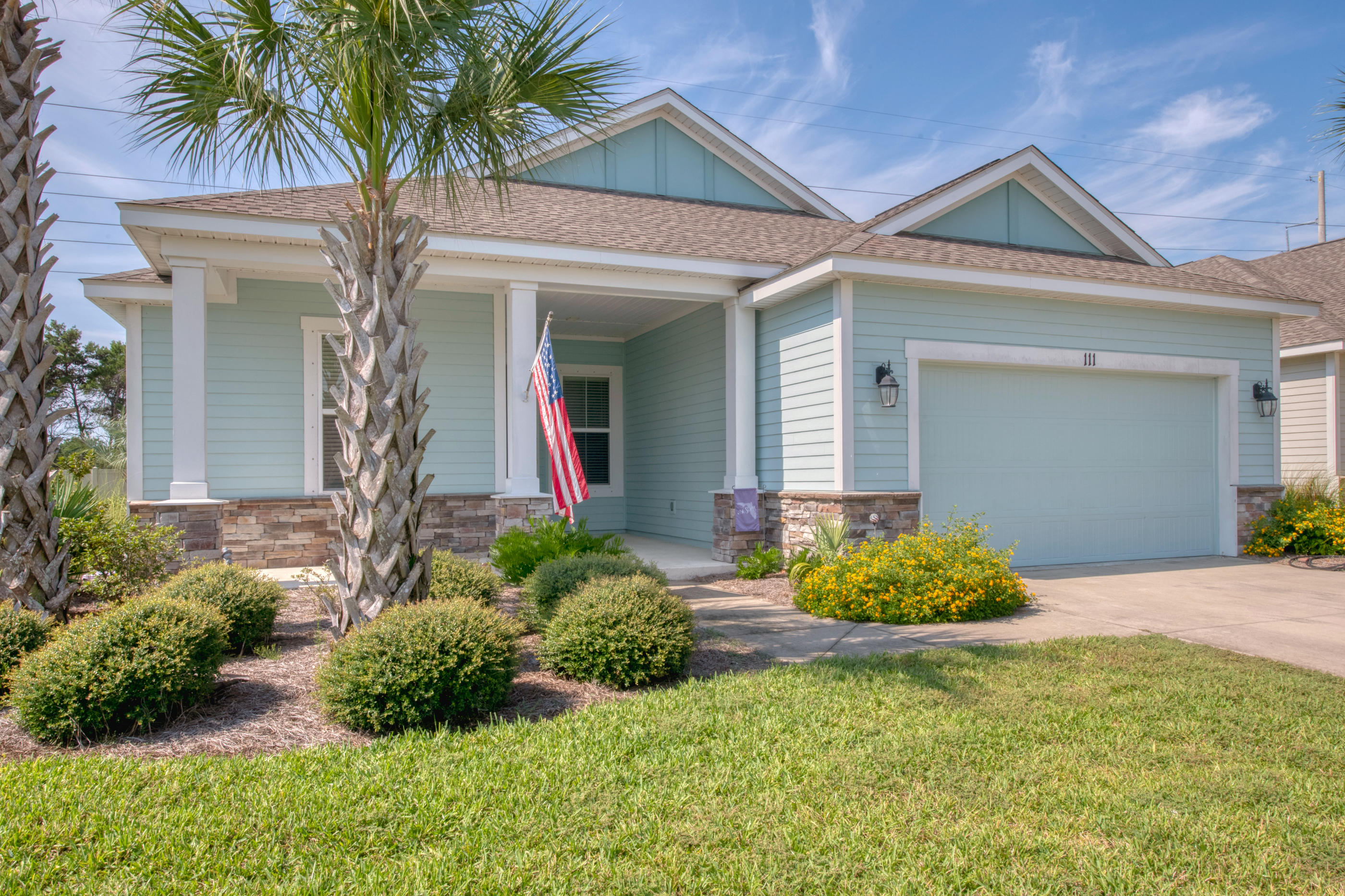 Single Family Home for sale in 111 Blue Sage Road, Panama City Beach, Florida ,32413