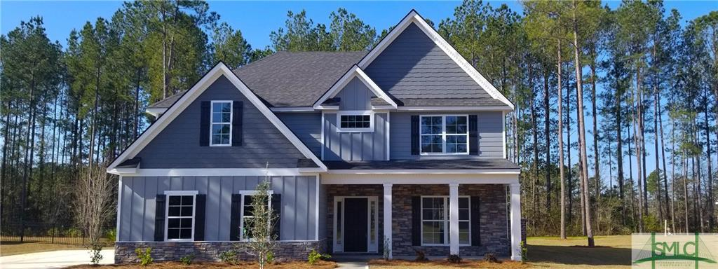 Single Family Home for sale in 146 Sapphire Circle, Guyton, Georgia ,31312