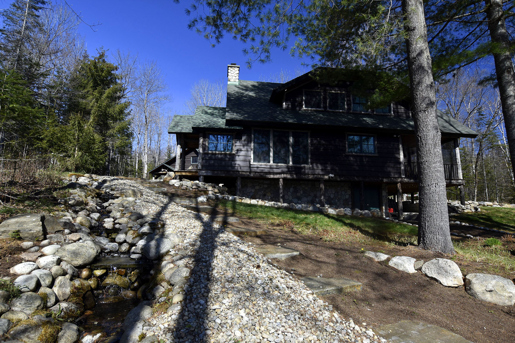 Single Family Home for sale in 111 S. Lake Abanakee Rd., Indian Lake, NY ,12842