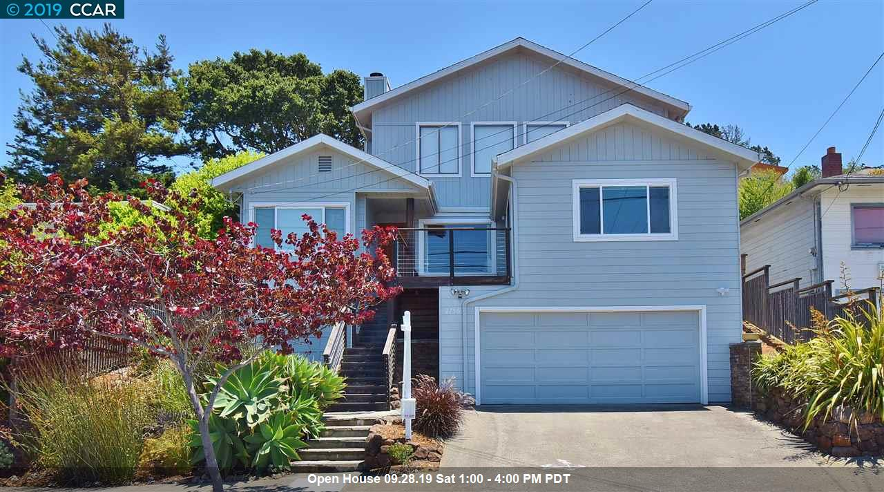 Single Family Home for sale in 2756 Arlington Blvd., El Cerrito, California ,94530-1518