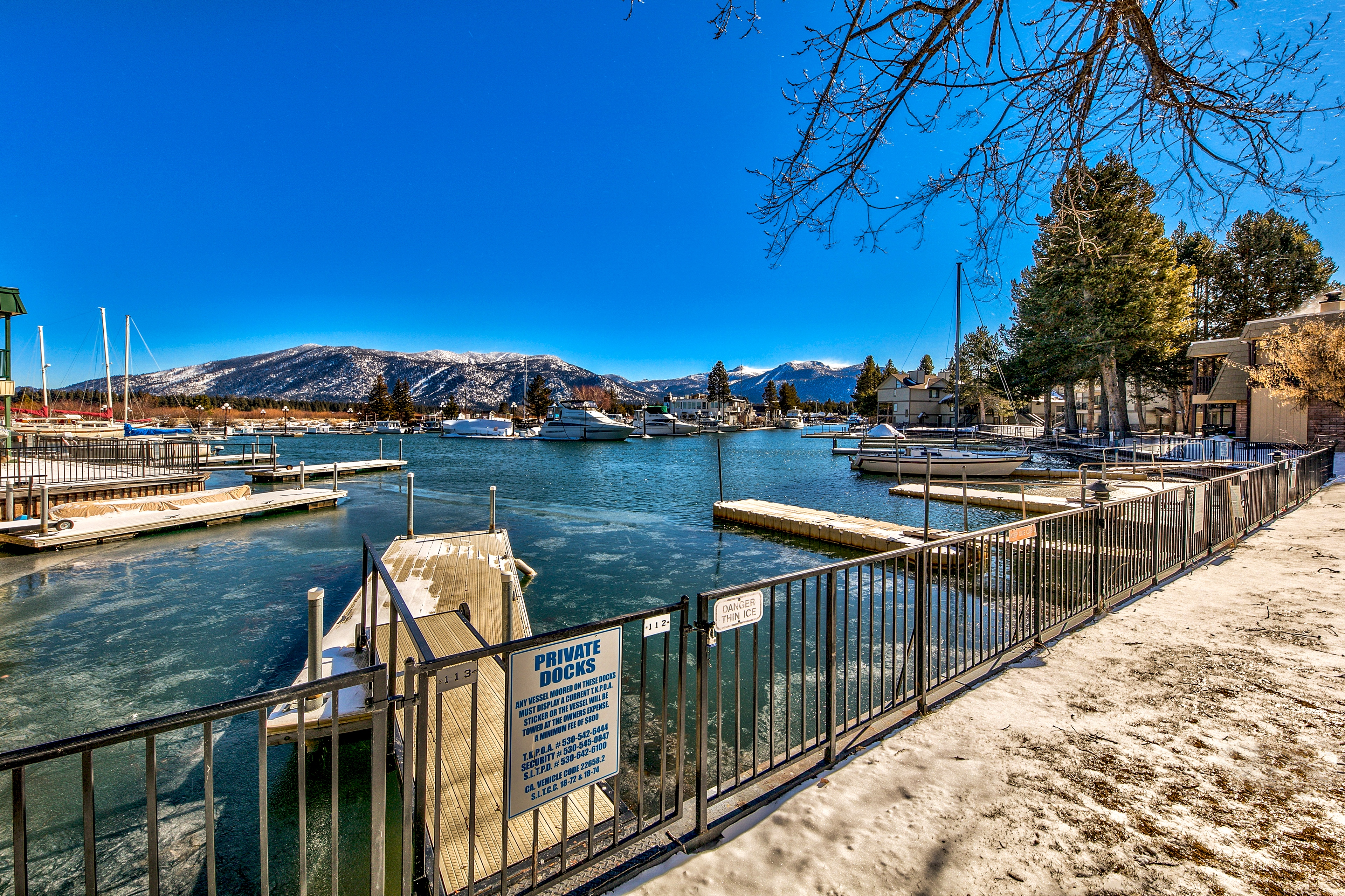 Condominium for sale in 439 Ala Wai #112, South Lake Tahoe, California ,96150