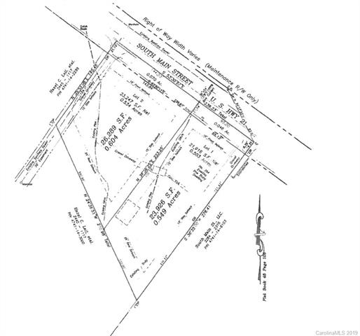 Land for sale in 0 S Main St, Troutman, NC ,28166