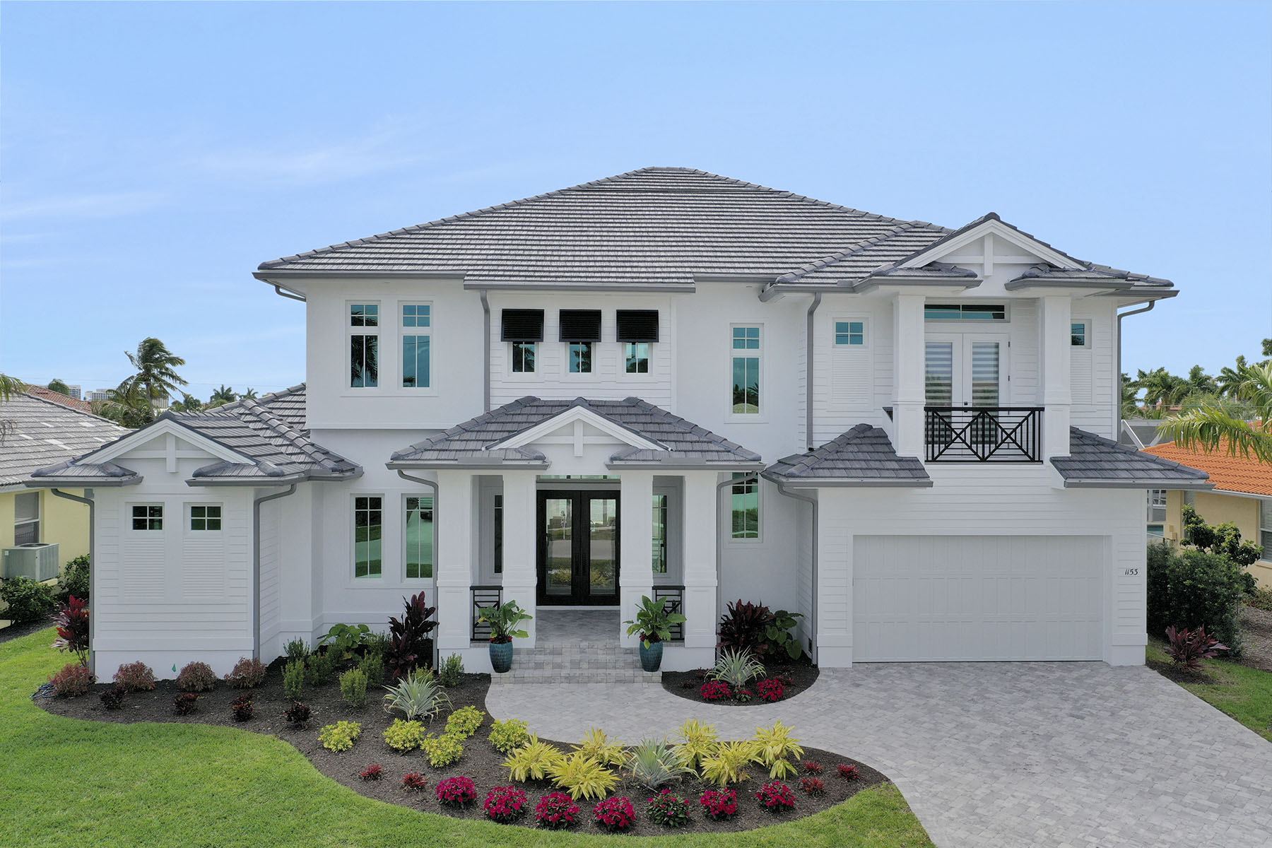 Single Family Home for sale in 1153 Whiteheart Court, Marco Island, Florida ,34145