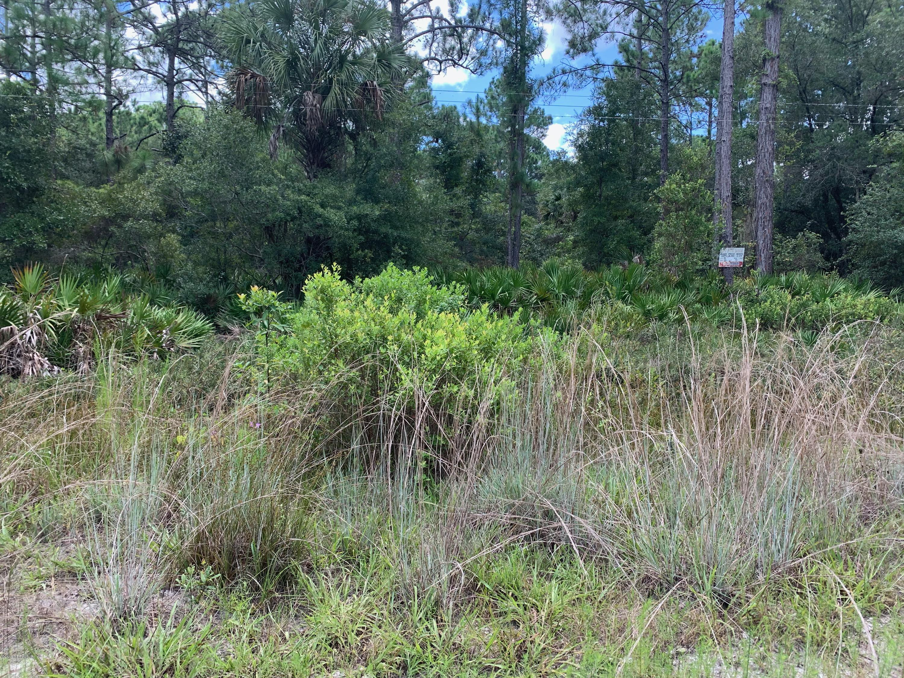 Land for sale in 102 Harwood, Georgetown, Florida ,32139