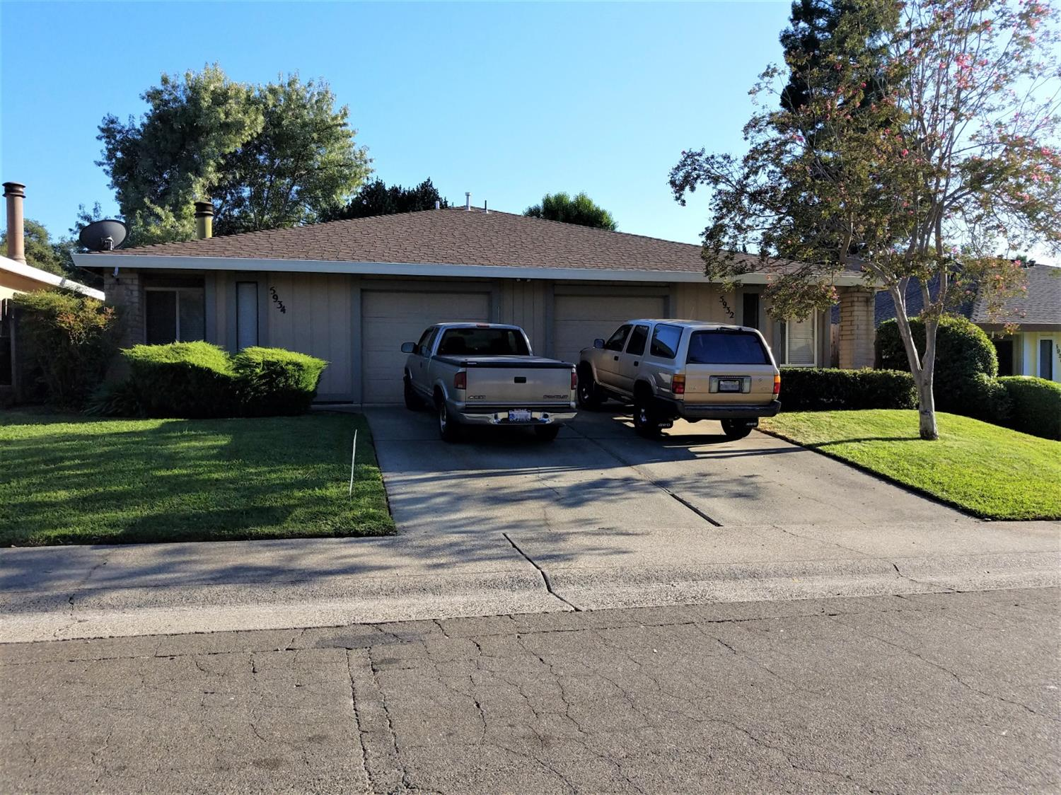 Multi-Family for sale in 5932 Bourbon Drive, Carmichael, California ,95608