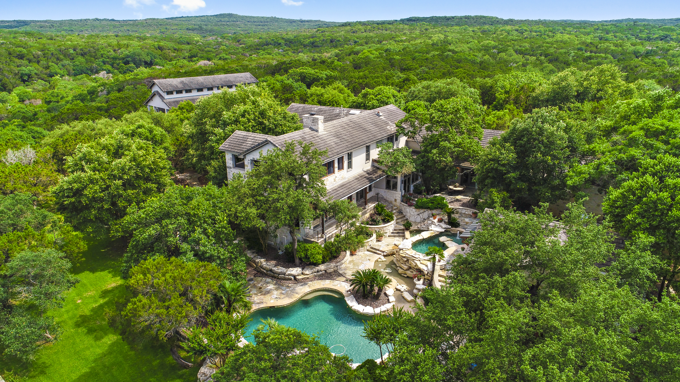 Single Family Home for sale in 11949 Overlook Pass, Austin, Texas ,78738