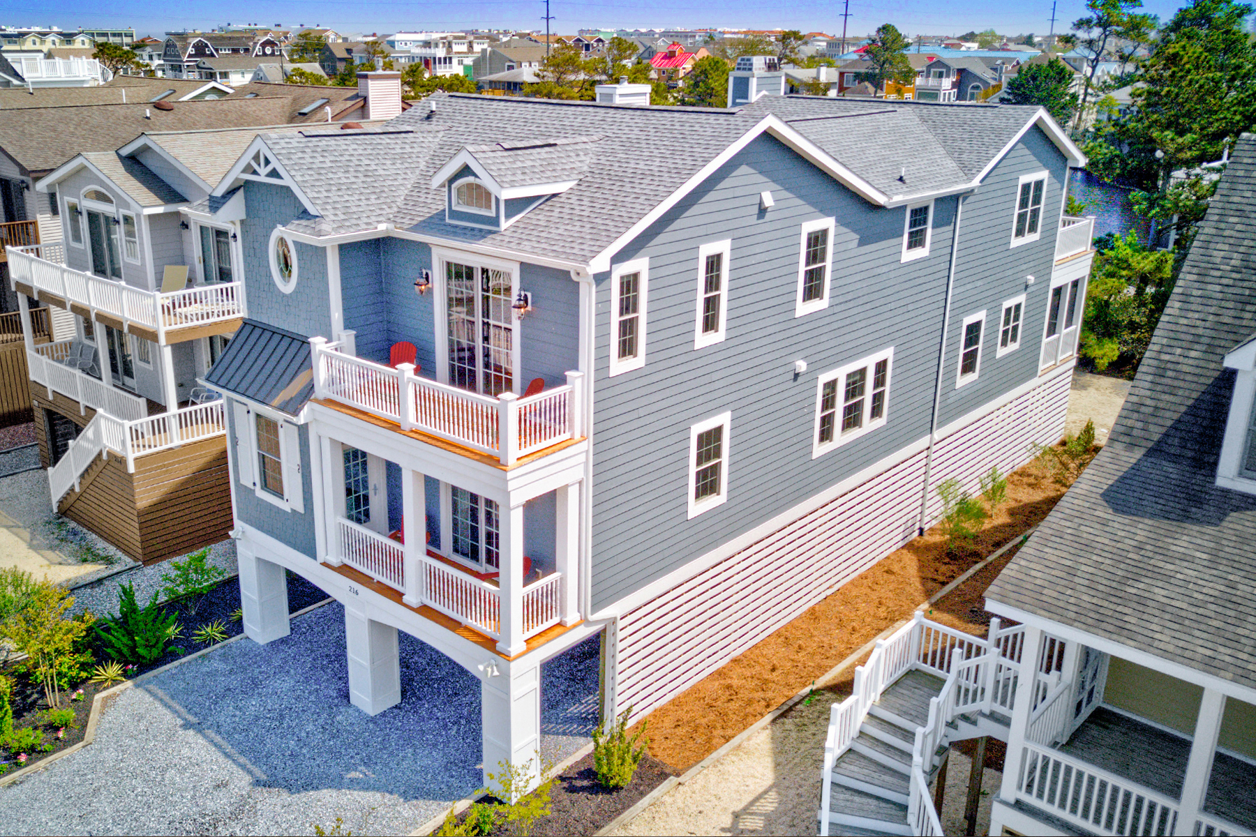 Single Family Home for sale in 216 2nd Street, Bethany Beach, Delaware ,19930