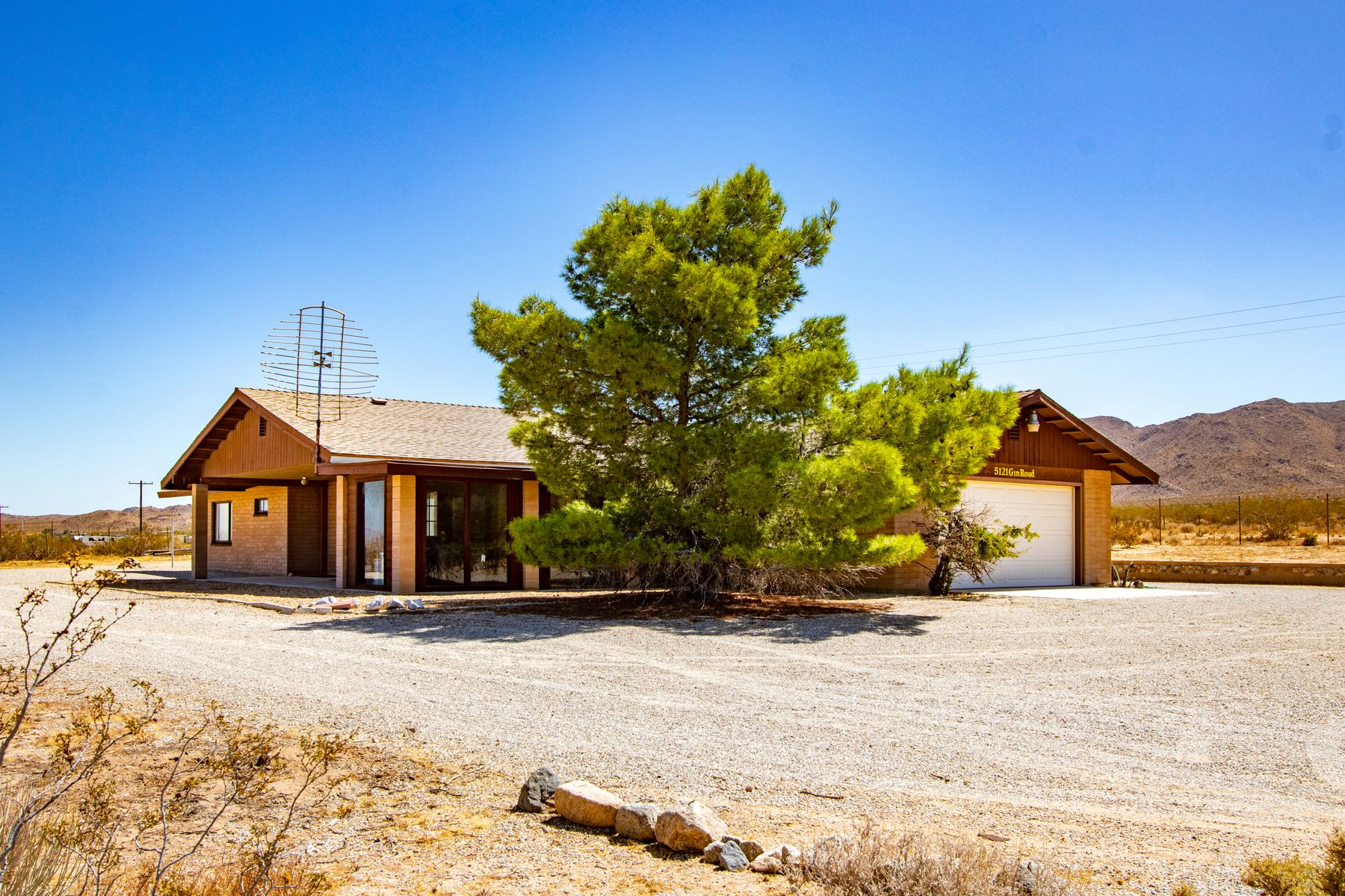 Single Family Home for sale in 5121 Gin Road, Johnson Valley, California ,92285