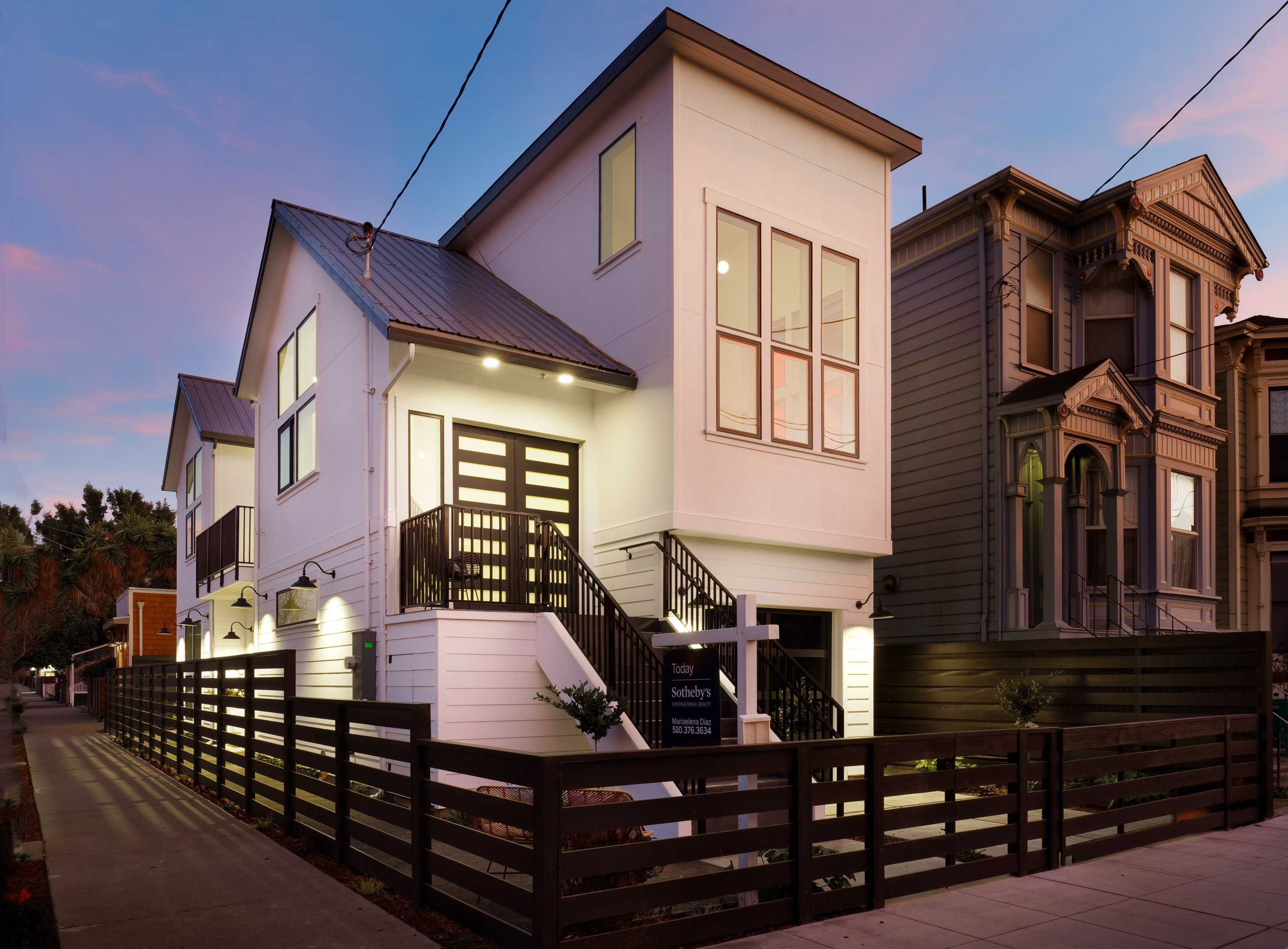 Single Family Home for sale in 1036 Wood Street, Oakland, California ,94607