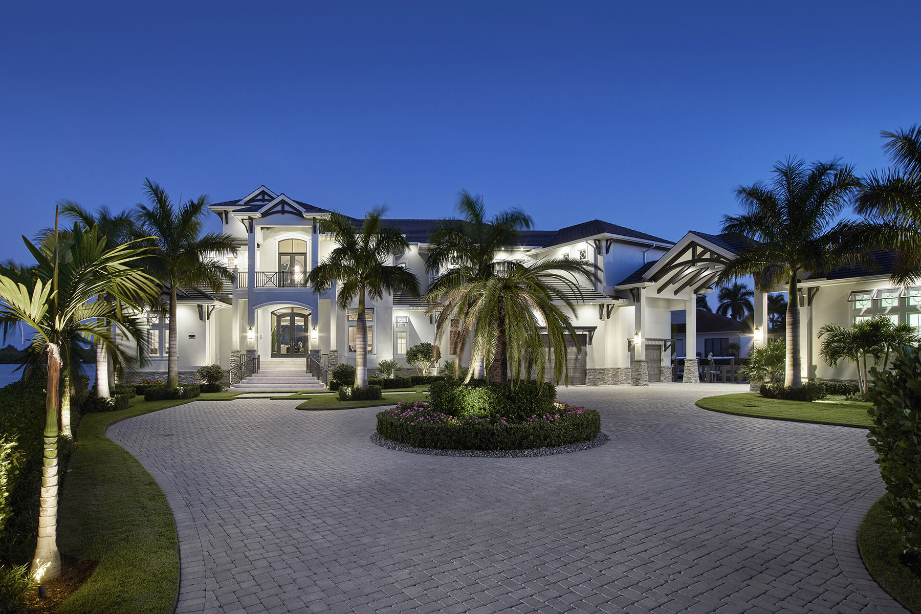 Single Family Home for sale in 475 Gate House Court, Marco Island, Florida ,34145