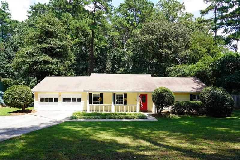 Single Family Home for sale in 1346 Lake Lucerne Rd Sw, Lilburn, Georgia ,30047