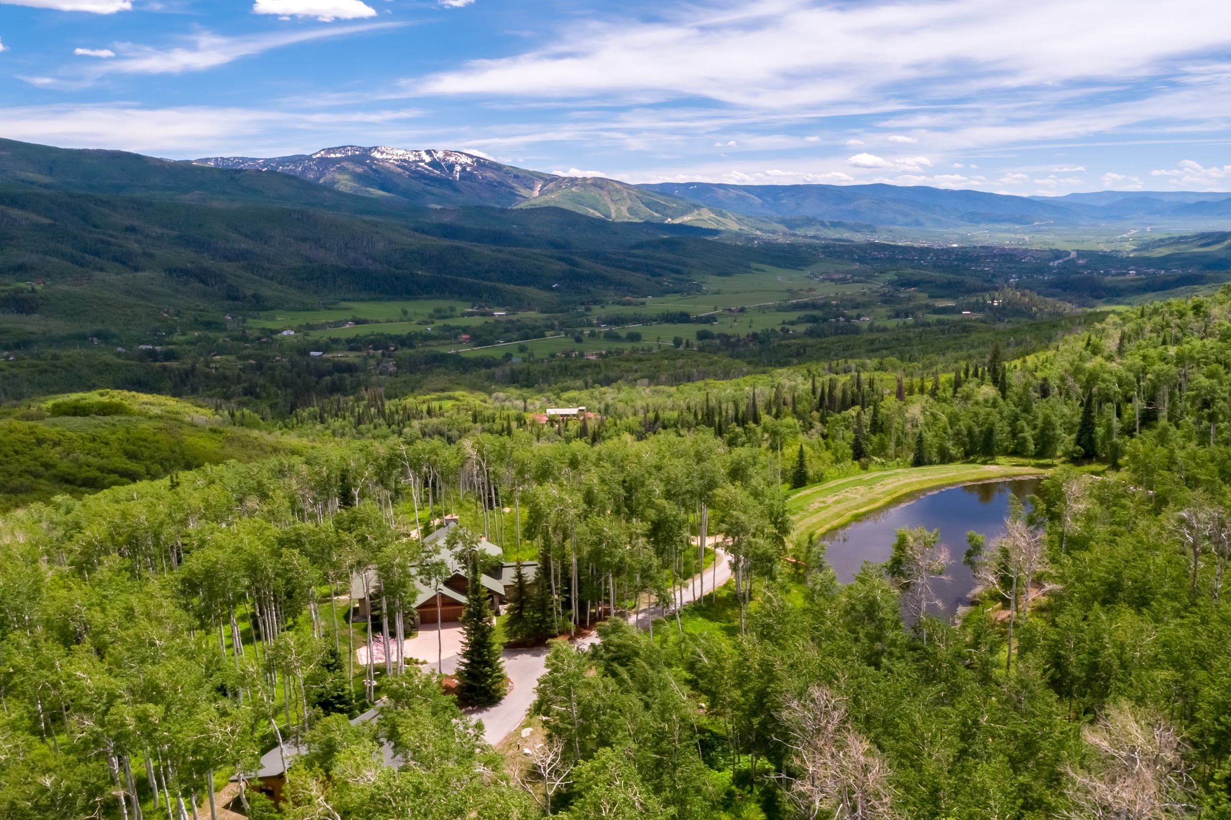 Single Family Home for sale in 42185 Fern Hill Rd, Steamboat Springs, Colorado ,80487