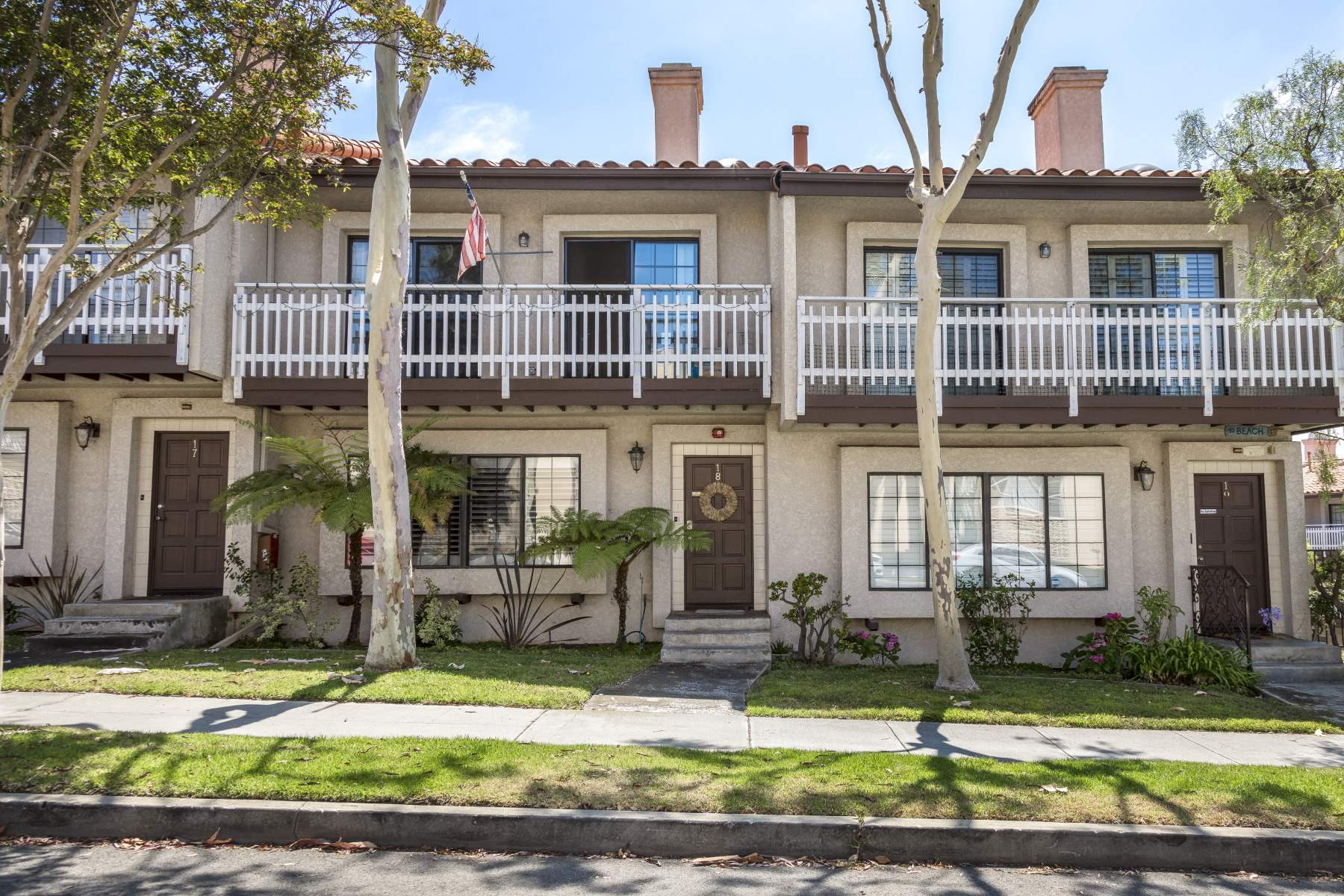 Townhouse/Row House for sale in 406 Avenue G #18, Redondo Beach, California ,90277