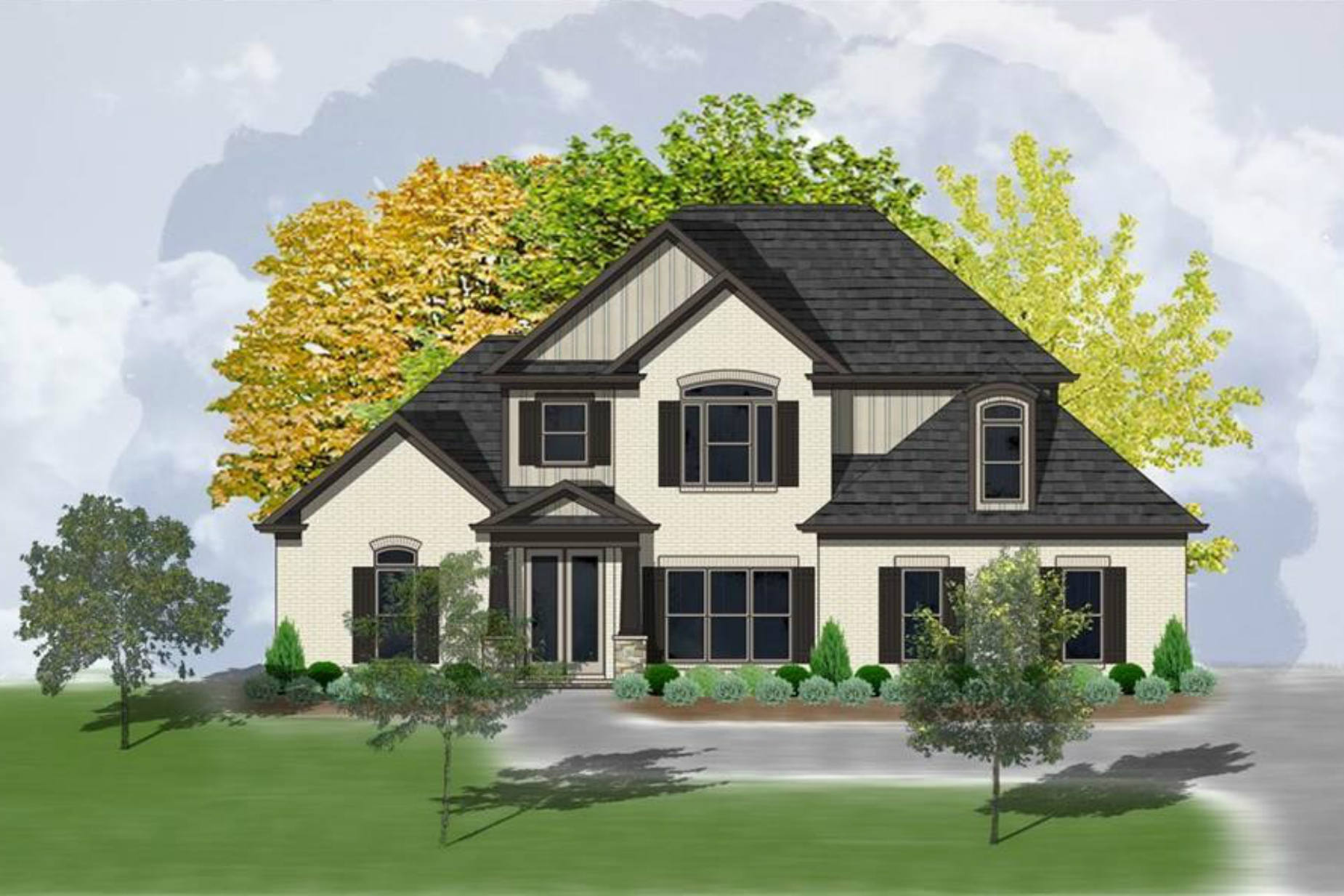 Single Family Home for sale in 148 STONY CROSSING Road, MERIDIANVILLE, Alabama ,35759