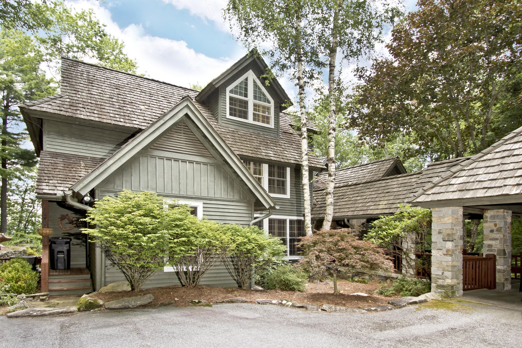 Single Family Home for sale in 105 Old Cove Road, Highlands, NC ,28741