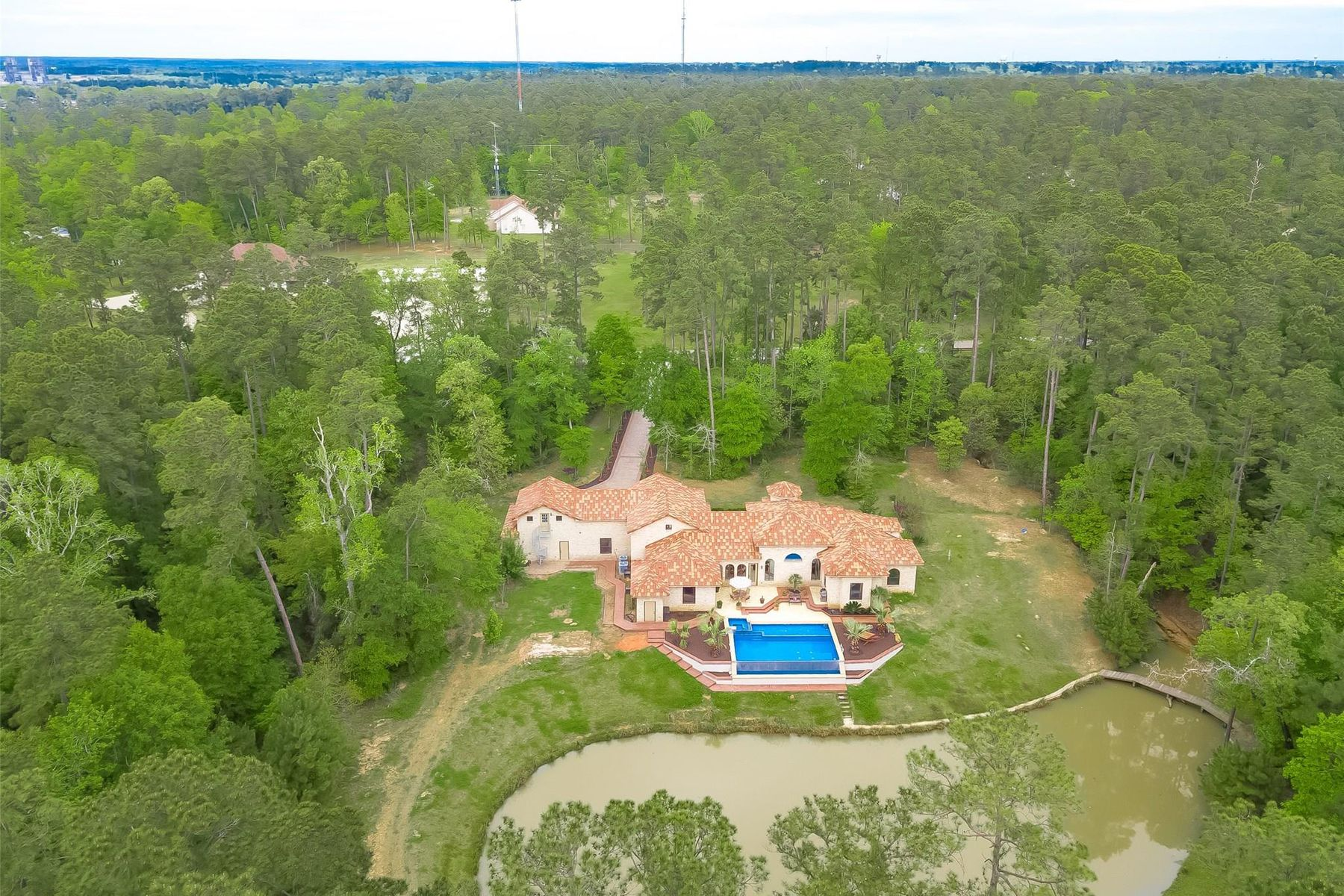 Single Family Home for sale in 11806 Park Slope Drive, Willis, Texas ,77318