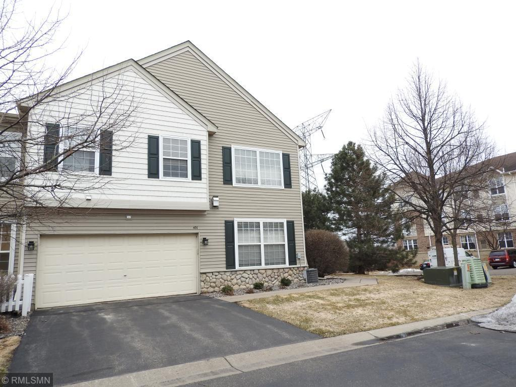 Townhouse/Row House for sale in 13700 N 54th Avenue 401, Plymouth, Minnesota ,55446