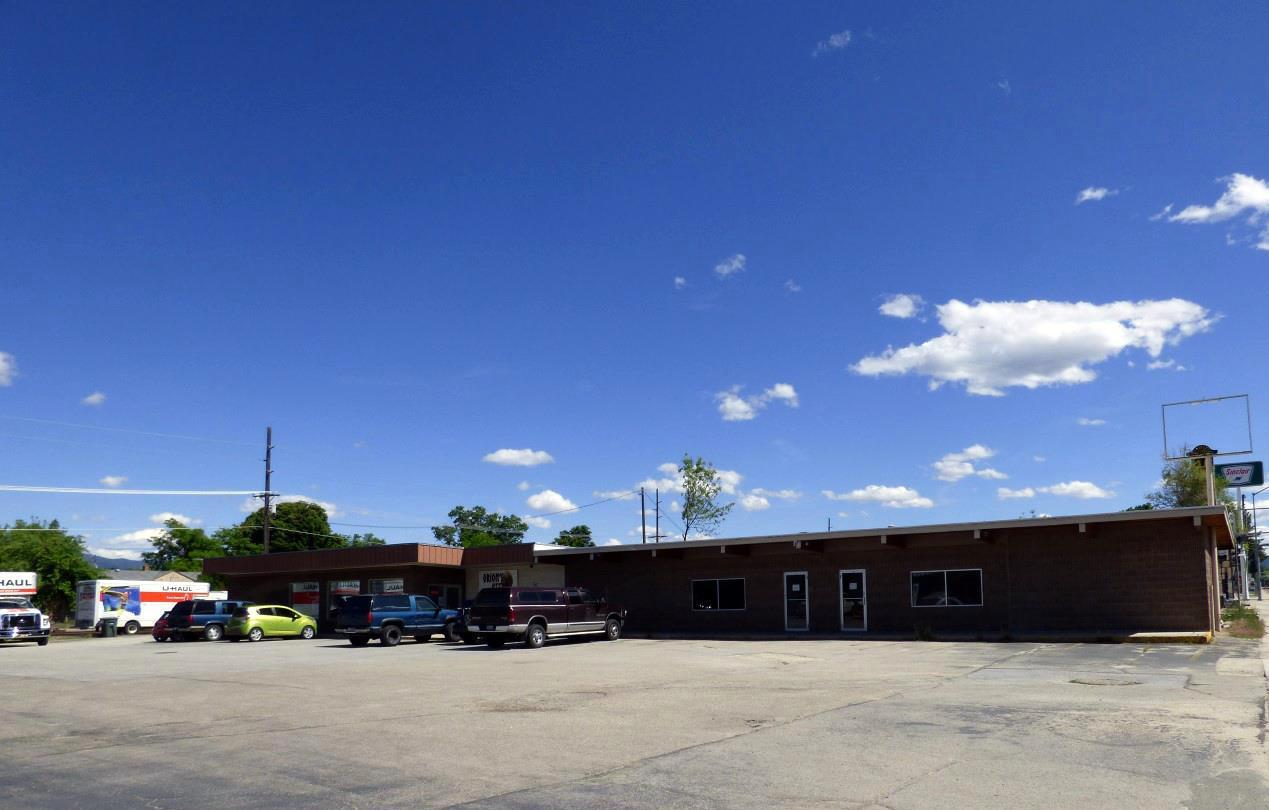 Commercial for sale in 376 S 1st. St., Hamilton, Montana ,59840