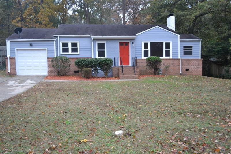 Single Family Home for sale in 2831 Midway Road, Decatur, Georgia ,30030