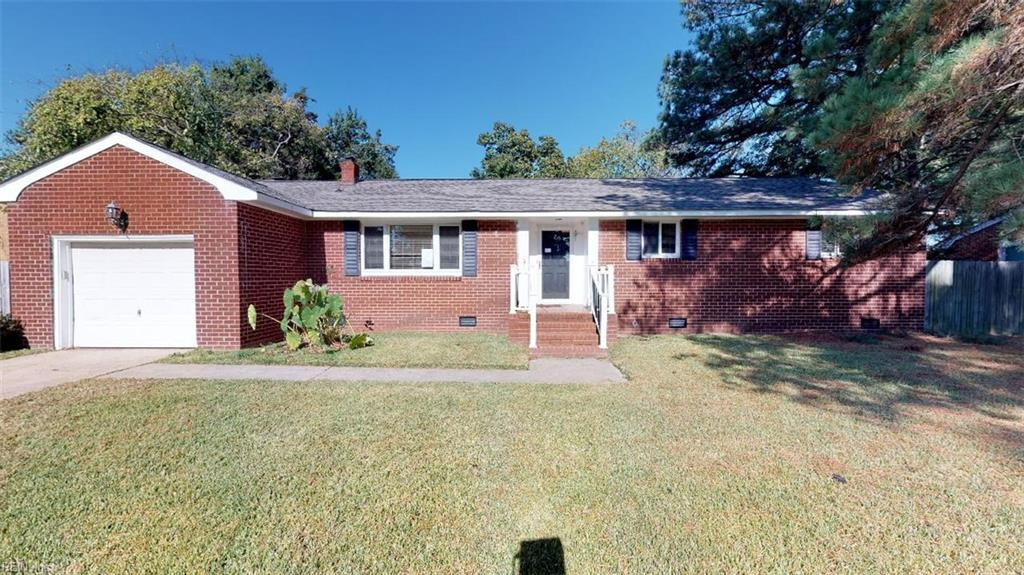 Single Family Home for sale in 5816 Barberry Lane, Portsmouth, Virginia ,23703