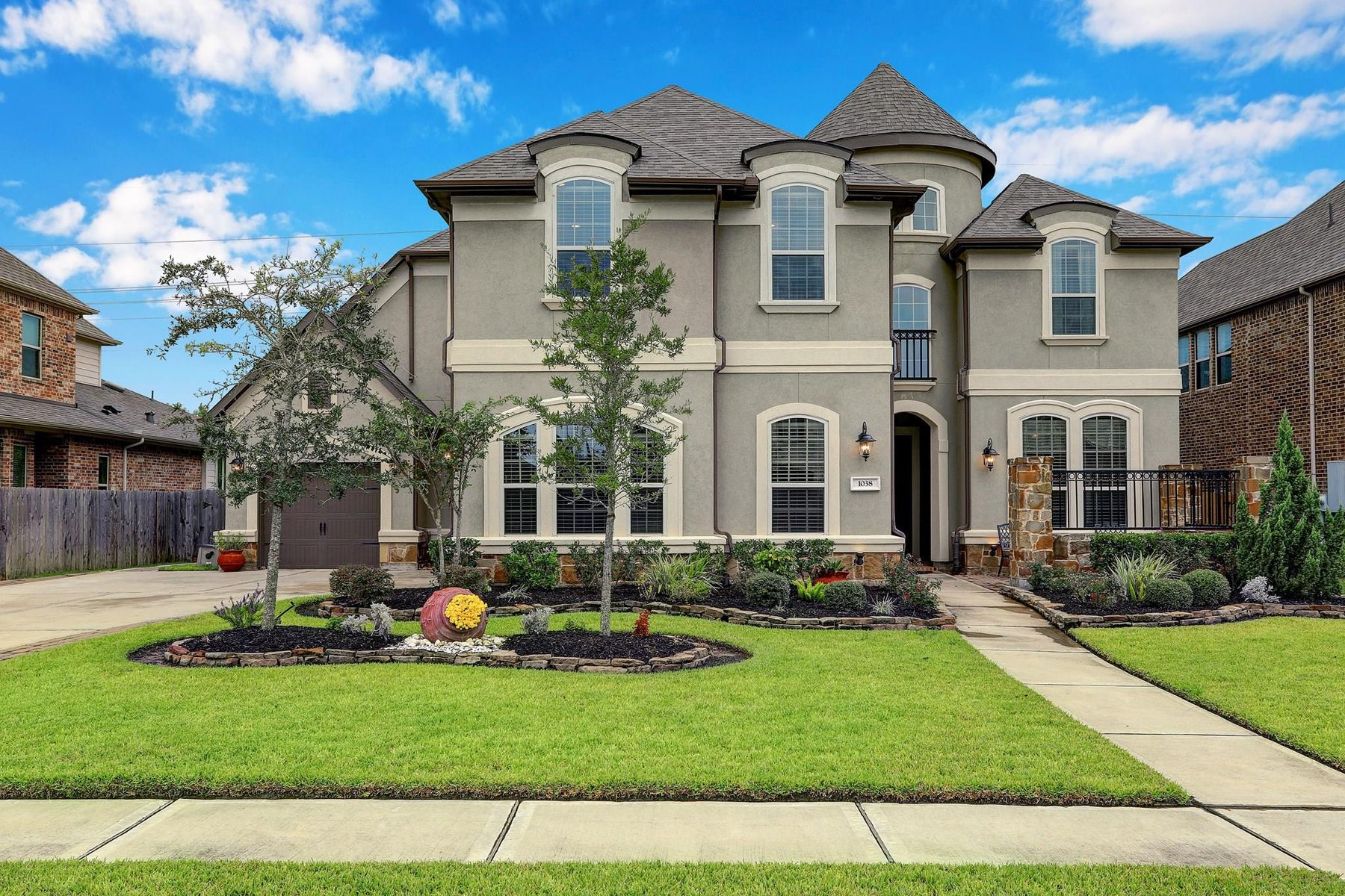Single Family Home for sale in 1038 Bolivar Point Lane, Friendswood, Texas ,77546