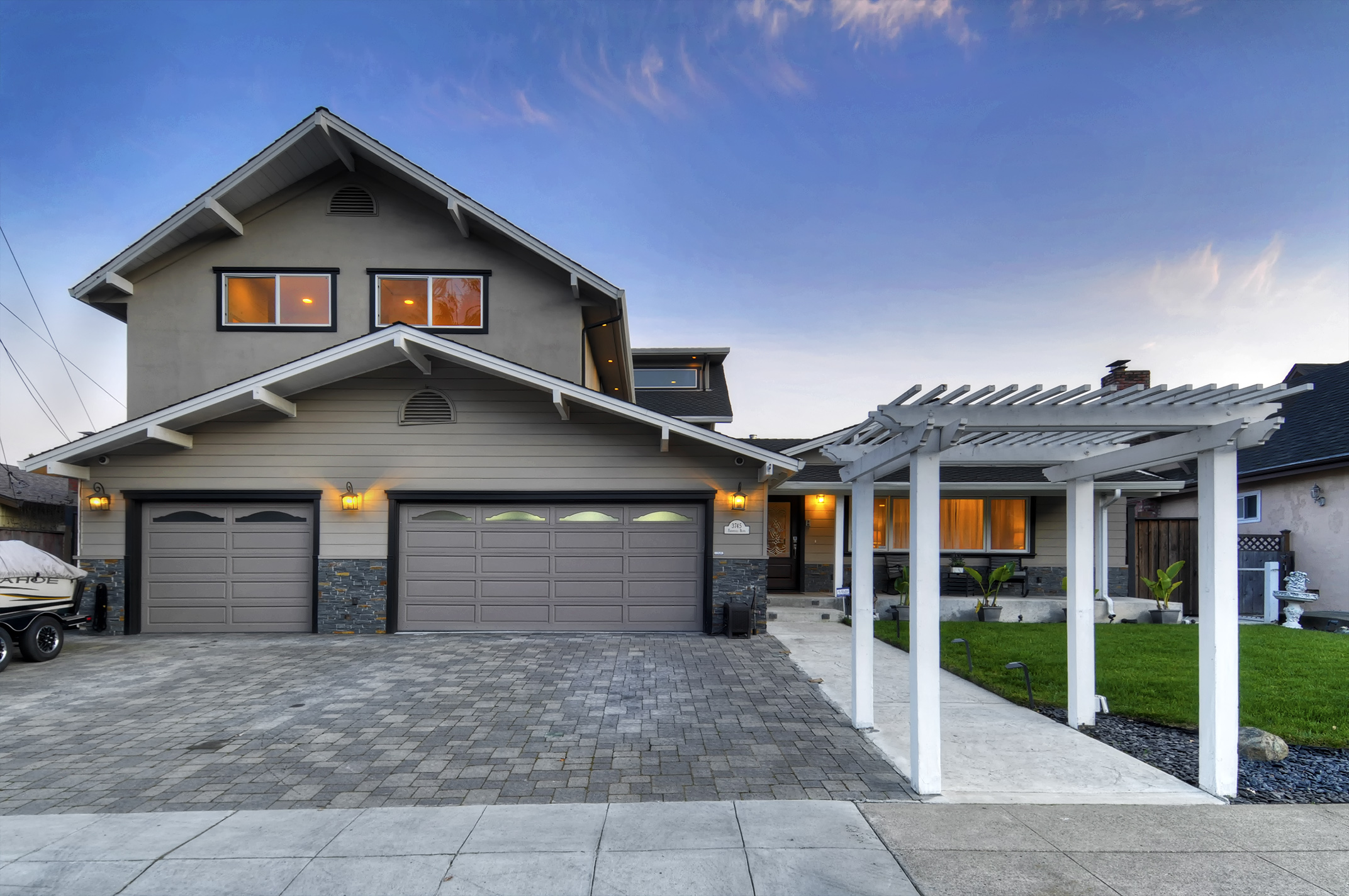 Single Family Home for sale in 3745 Farm Hill Boulevard, Redwood City, California ,94061