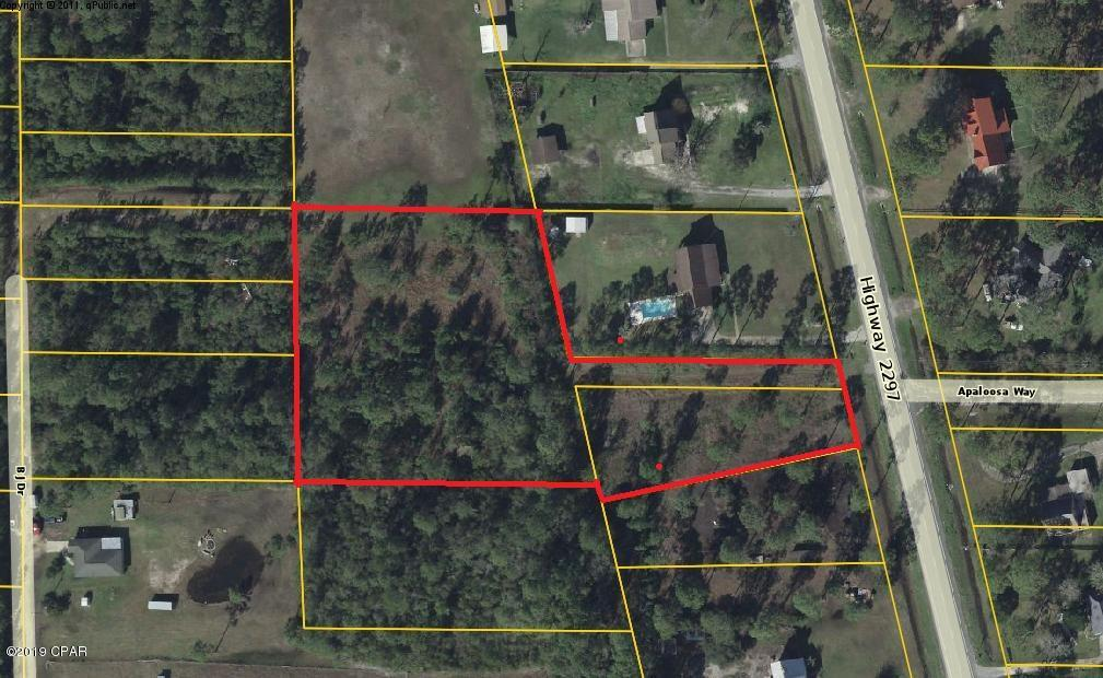Residential Lots & Land for sale in 0000 Hwy 2297, Panama City, Florida ,32404