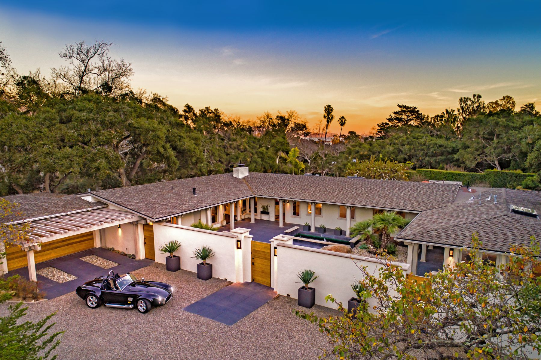 Single Family Home for sale in 1211 East Valley Road, Montecito, California ,93108