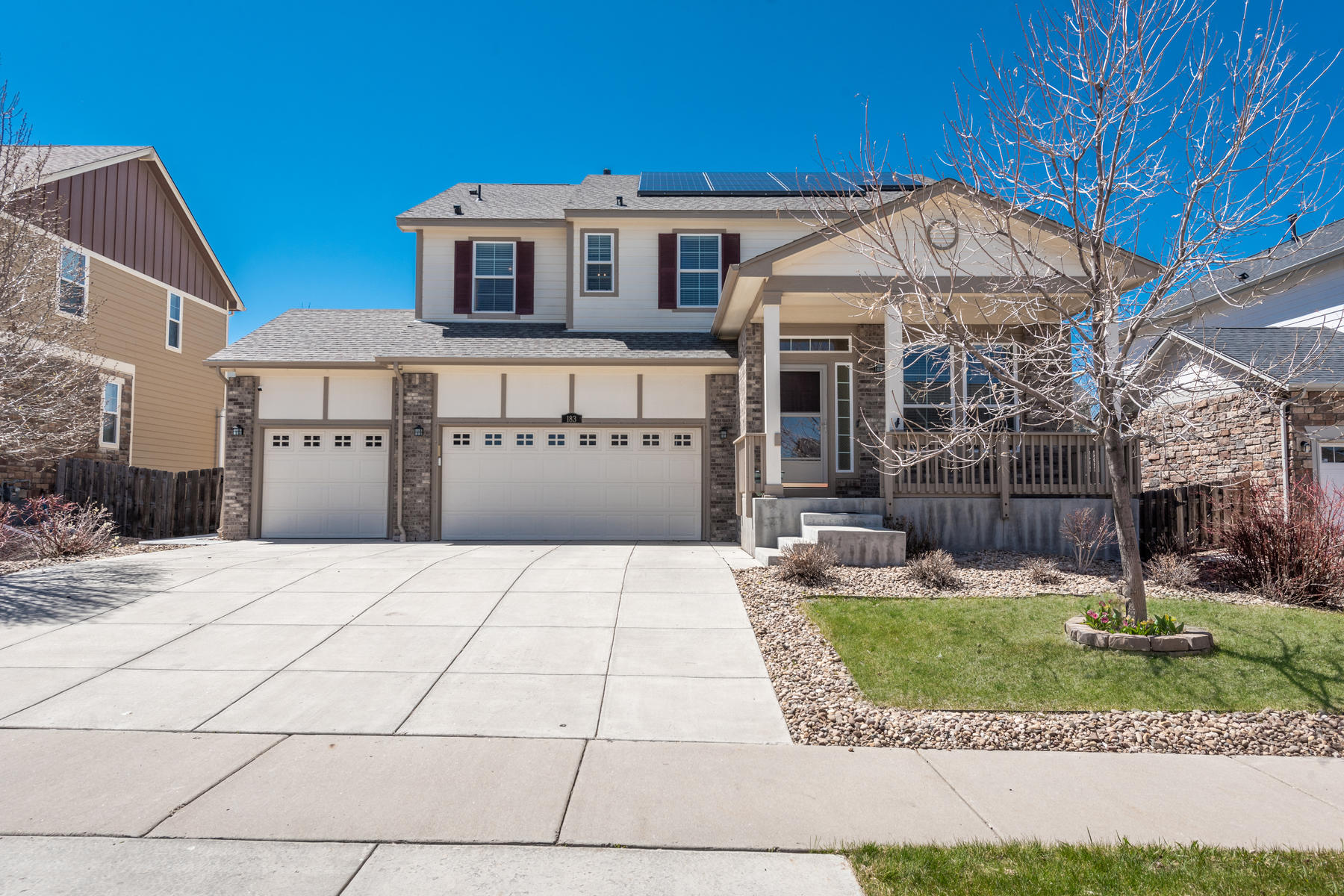 Single Family Home for sale in 183 N Muscadine Court, Aurora, Colorado ,80018