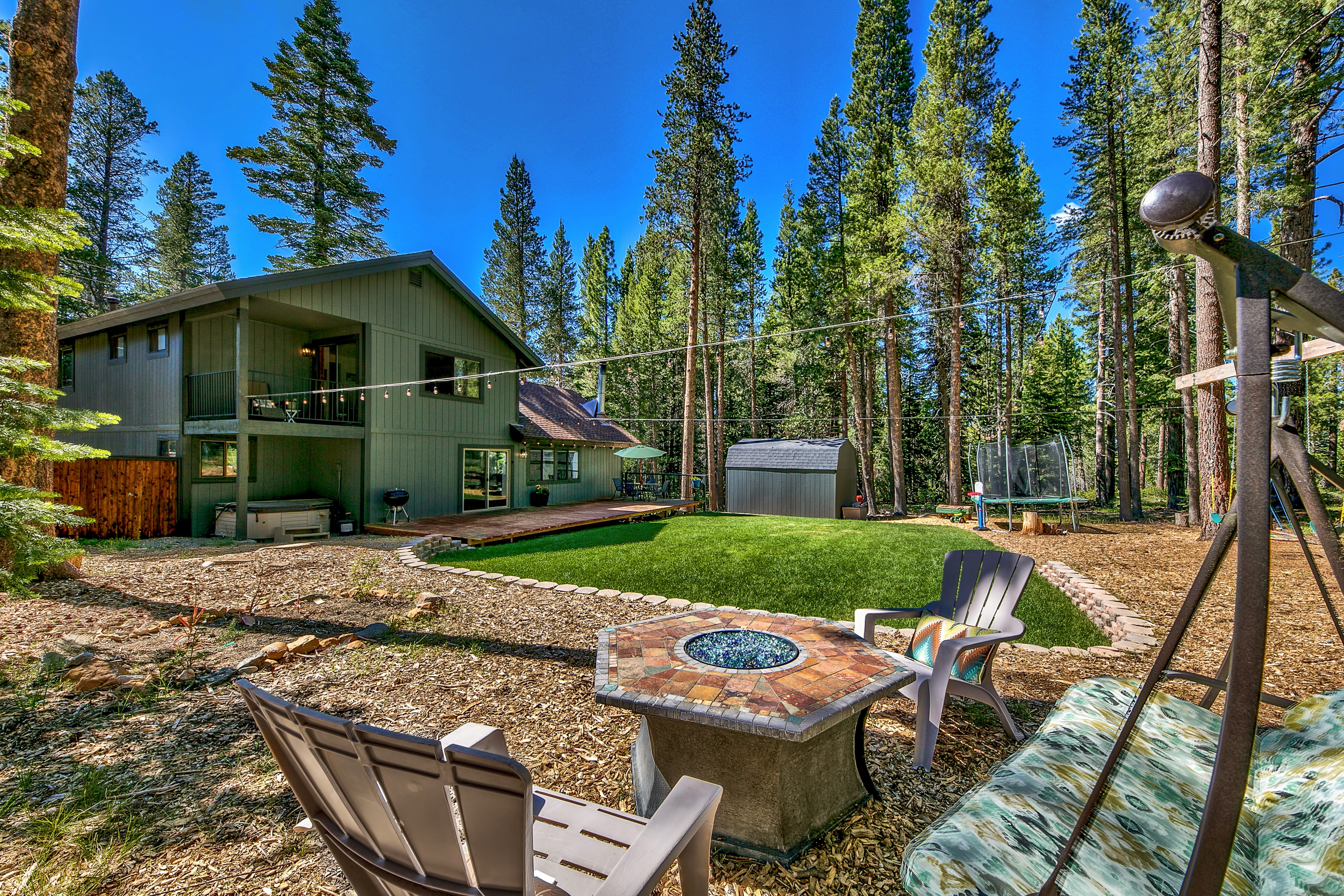 Single Family Home for sale in 1542 Iroquois Circle, South Lake Tahoe, California ,96150