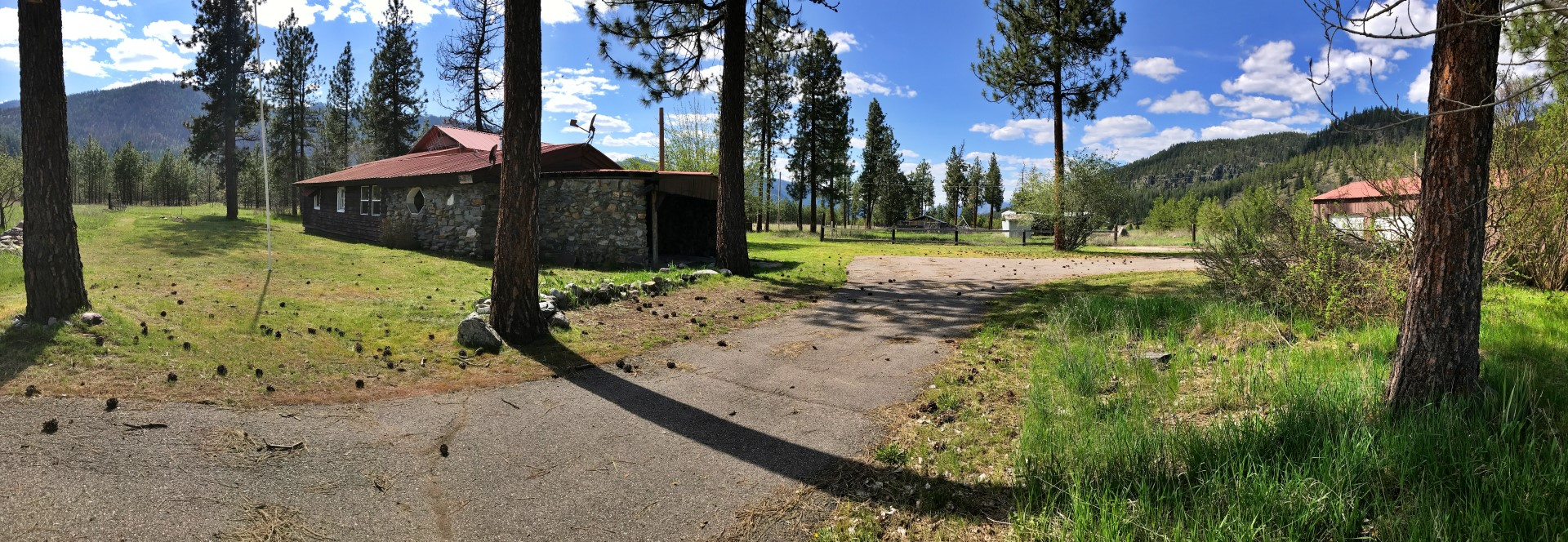 Single Family Home for sale in 255 River Bend Road N, Superior, Montana ,59872