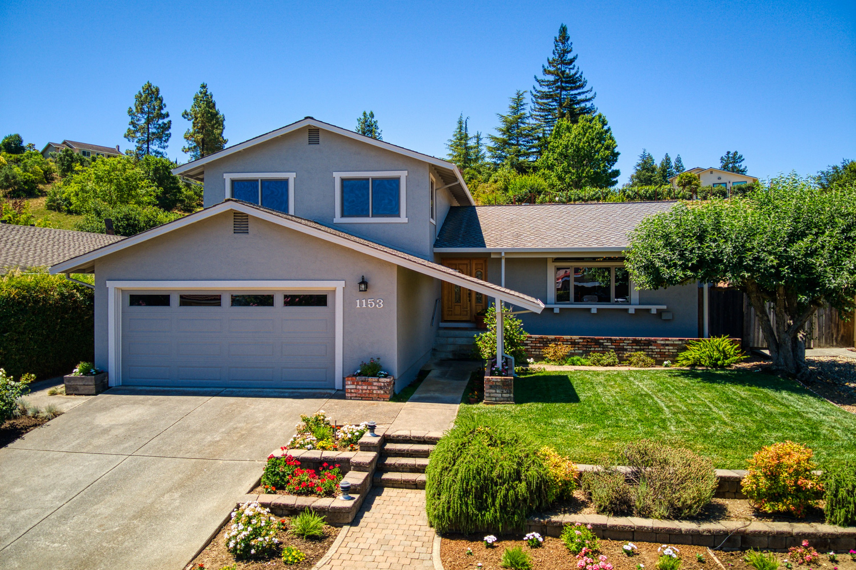 Single Family Home for sale in 1153 Mountain View Circle, Napa, California ,94558