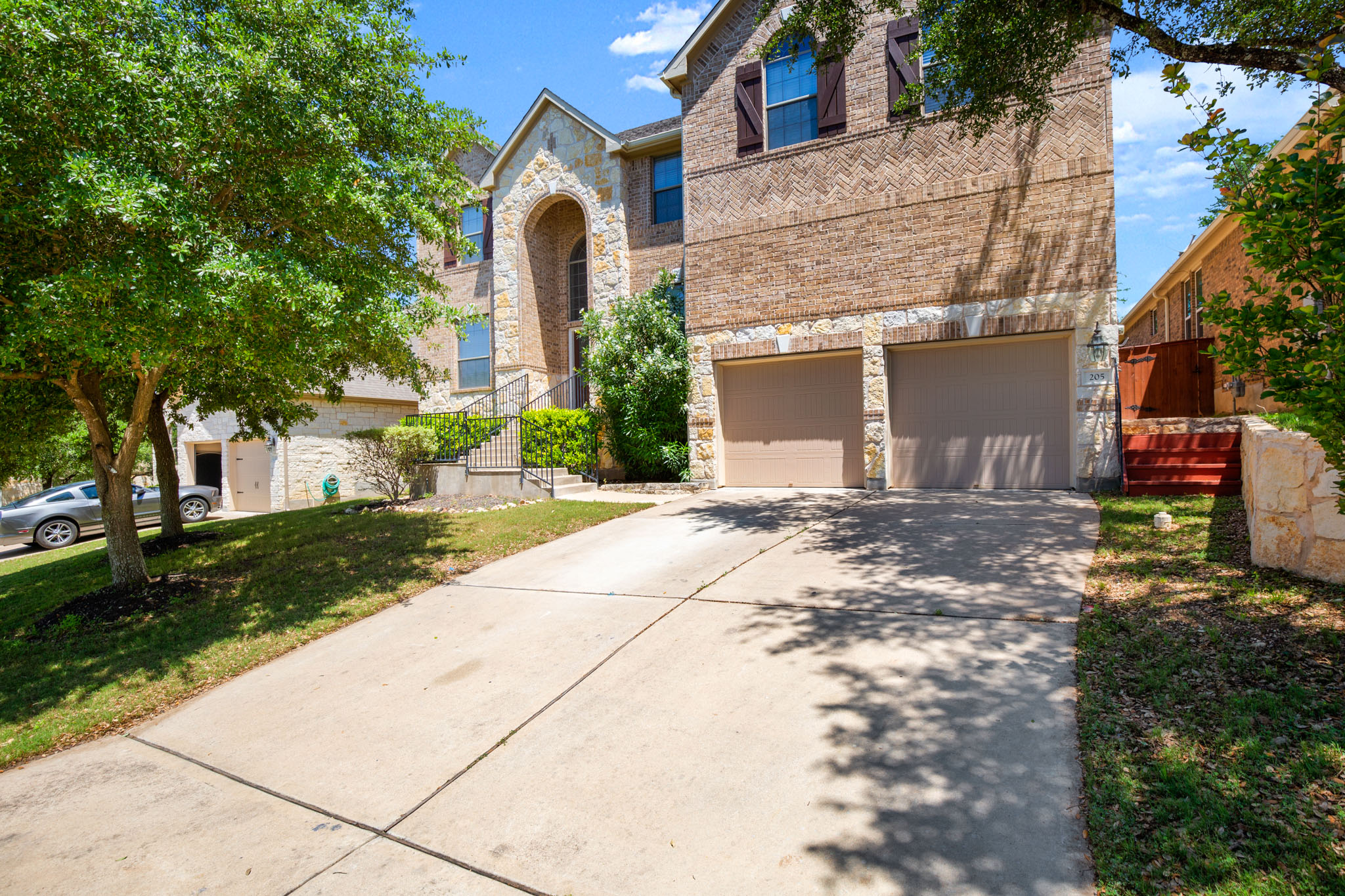 Single Family Home for sale in 205 Choke Canyon Lane, Georgetown, Texas ,78628