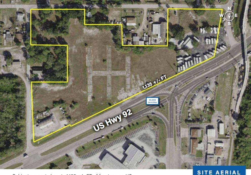 Land for sale in Us Hwy 92 W, Lake Alfred, Florida ,33850