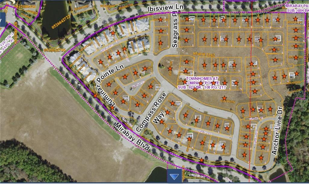 Land for sale in 5514 Compass Rose WAY, Apollo Beach, Florida ,33572
