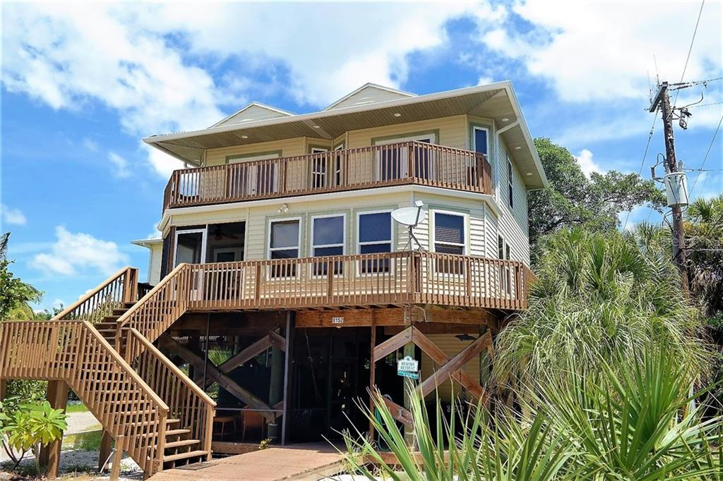 Single Family Home for sale in 8152 Little Gasparilla ISLAND, Placida, Florida ,33946