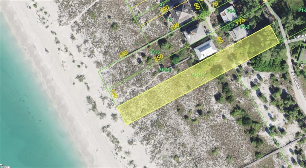Land for sale in 9338 Little Gasparilla ISLAND, Placida, Florida ,33946