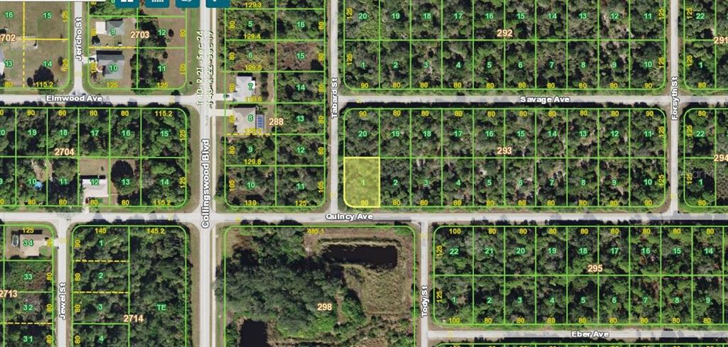 Land for sale in 18040 Quincy AVENUE, Port Charlotte, Florida ,33948