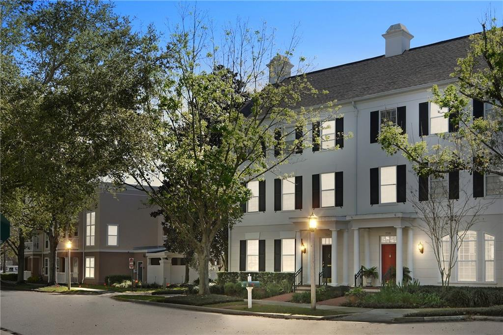 Townhouse/Row House for sale in 728 Mulberry AVENUE, Celebration, Florida ,34747