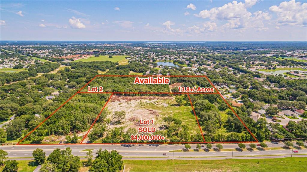 Land for sale in 1165 Hwy 466, Lady Lake, Florida ,32159