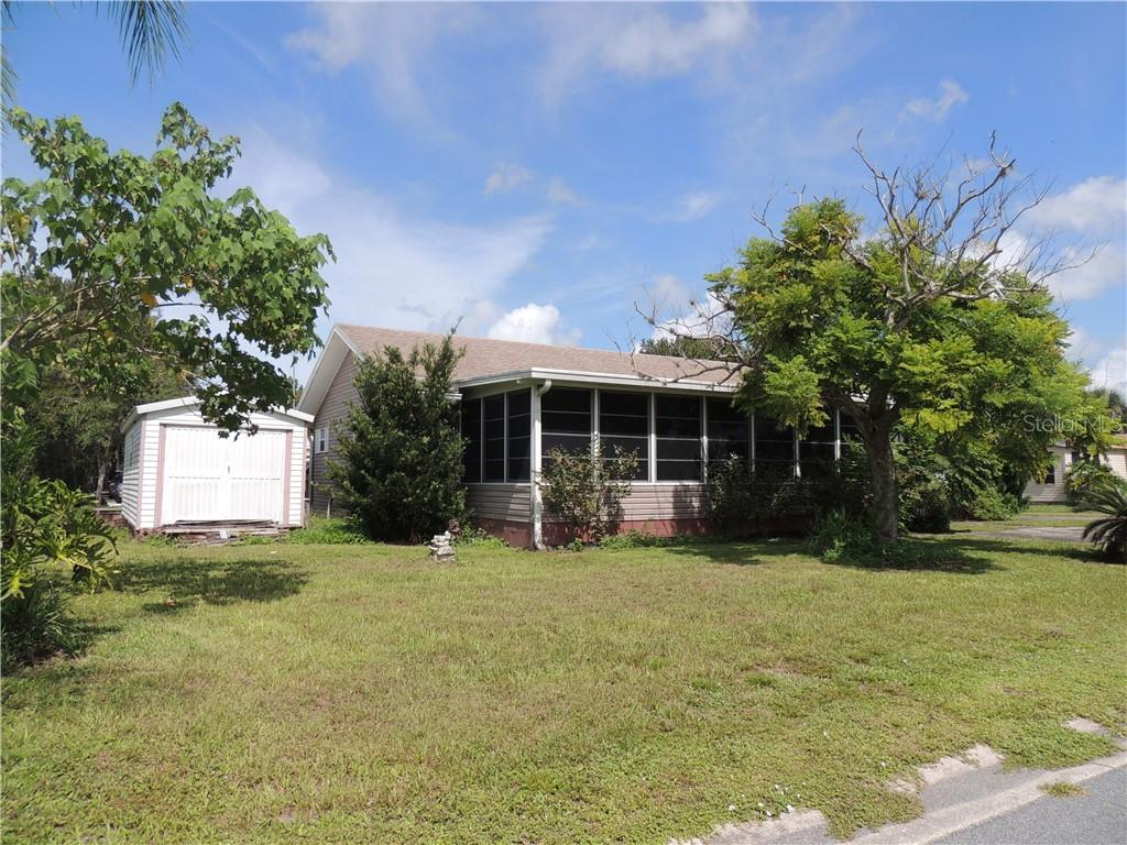 Single Family Home for sale in 541 Horizon DRIVE, Kenansville, Florida ,34739