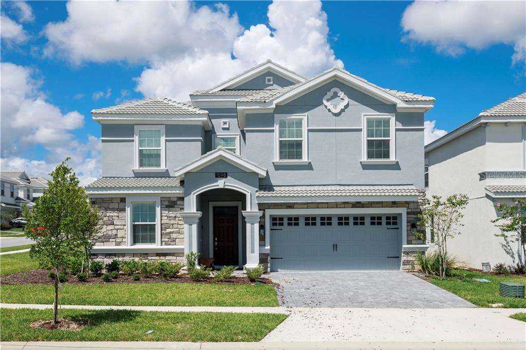 Single Family Home for sale in 1598 Sandbagger DRIVE, Champions Gate, Florida ,33896