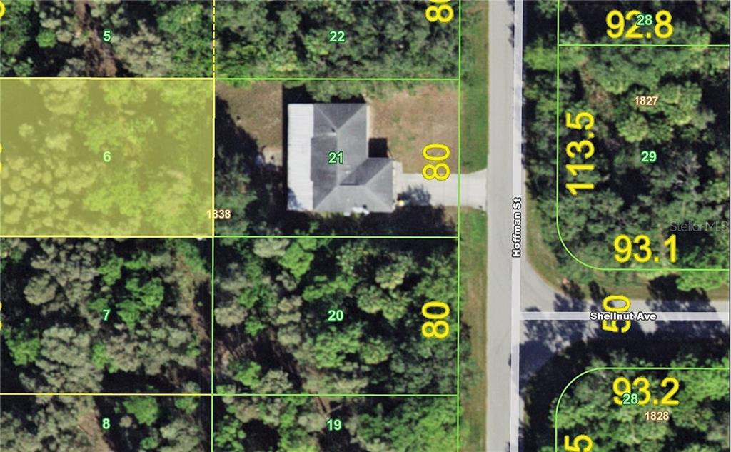 Land for sale in 5322 Callaway STREET, Port Charlotte, Florida ,33981