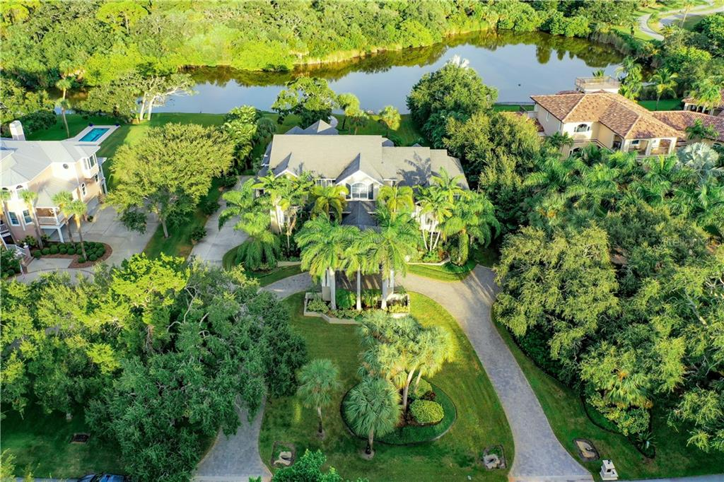Single Family Home for sale in 1778 Oceanview Dr, Tierra Verde, Florida ,33715