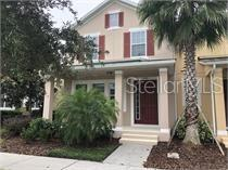 Townhouse/Row House for rent in 7948 Edgewood Forest DRIVE, Orlando, Florida ,32827