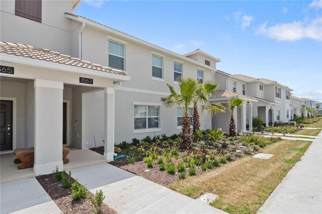 Townhouse/Row House for sale in 1567 Sandbagger DRIVE, Champions Gate, Florida ,33896