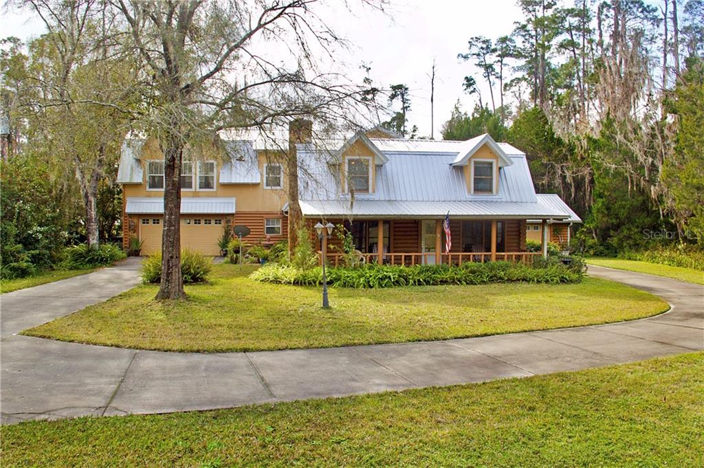 Single Family Home for sale in 1500 Lake Disston DRIVE, Bunnell, Florida ,32110