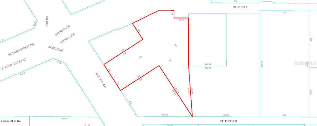 Land for sale in 441/27 HIGHWAY, Summerfield, Florida ,34491